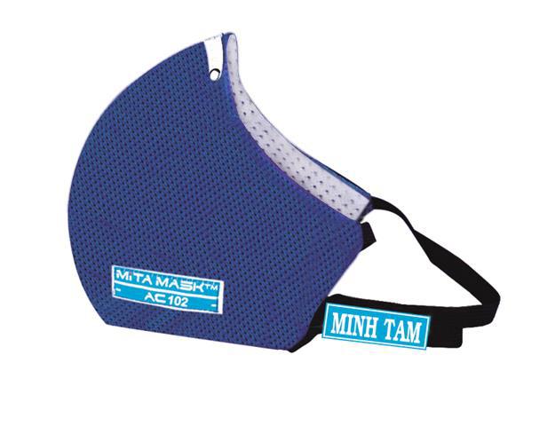 Khẩu trang than hoạt tính MiTa Mask - AC102