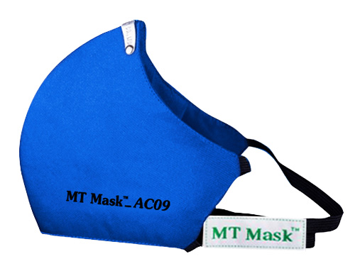 Khẩu Trang MT Mask - AC09 Xanh Ya